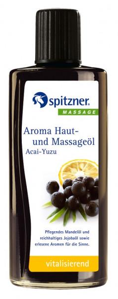 Aroma Haut- und Massageöl ACAI-YUZU