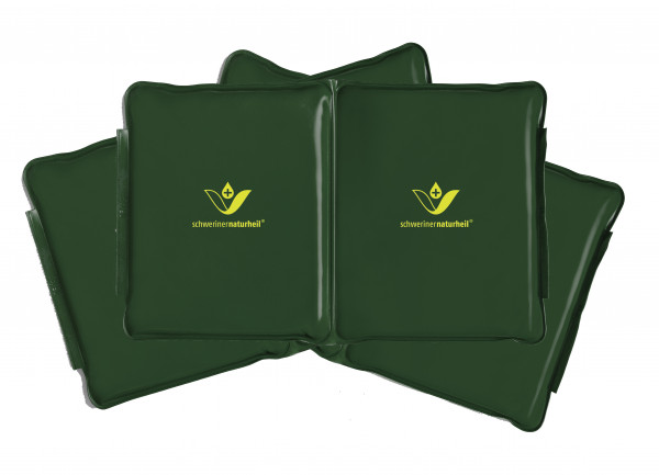 Premium Super Deluxe Wärmeträger mit Naturmoorfüllung Gr.2 - 3 Stück