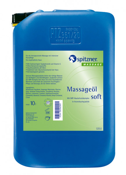 Massageöl soft