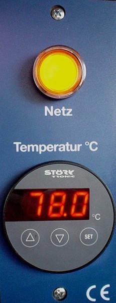 Digitaler Thermostat für Warmhalteschrank FW
