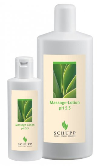 Massage-Lotion pH 5,5