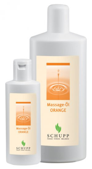 Massage-Öl ORANGE