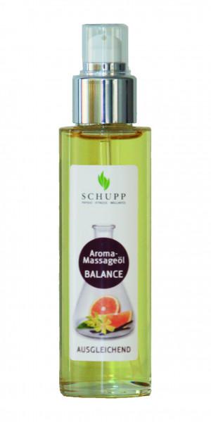 Aroma-Massageöl BALANCE