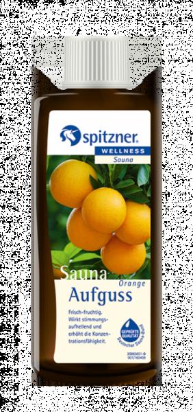 Saunaaufguss Orange