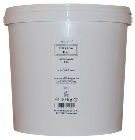 Elektrobad 10 kg