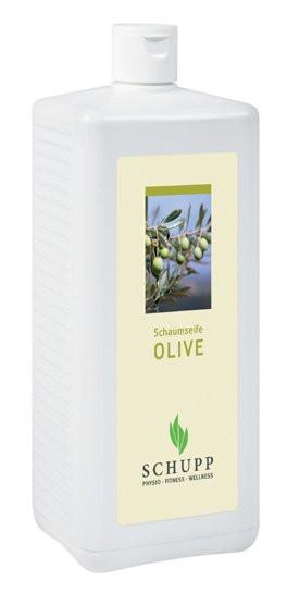 Schaumseife Olive