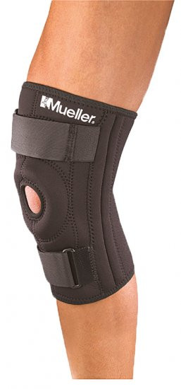 Knie-Bandage mit Pelotte