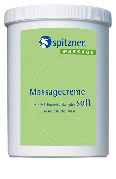 Massagecreme SOFT 1 l