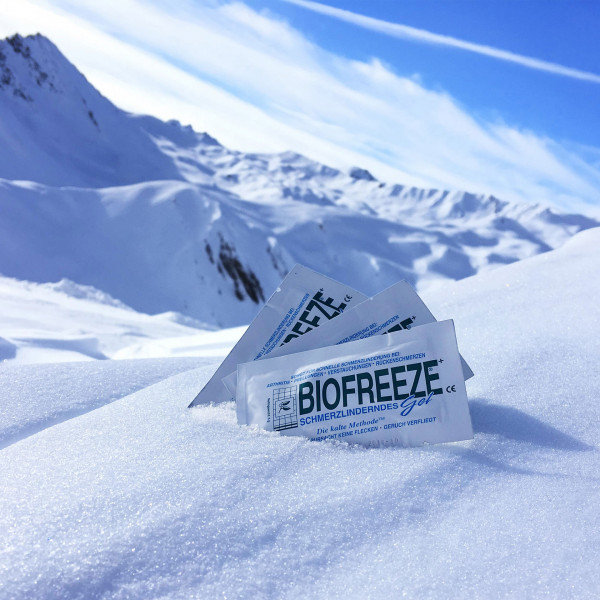 Biofreeze - Schmerzgel 20 x 5g