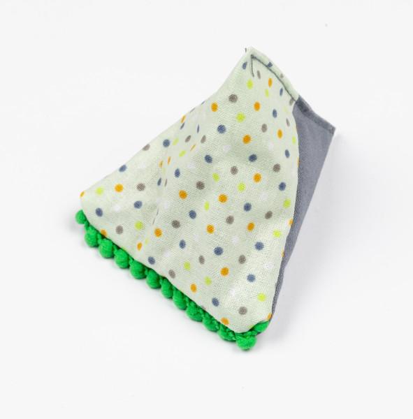 Duftpyramide Lavendel, gepunktet bewahrt den Duft frisch gewaschener Wäsche