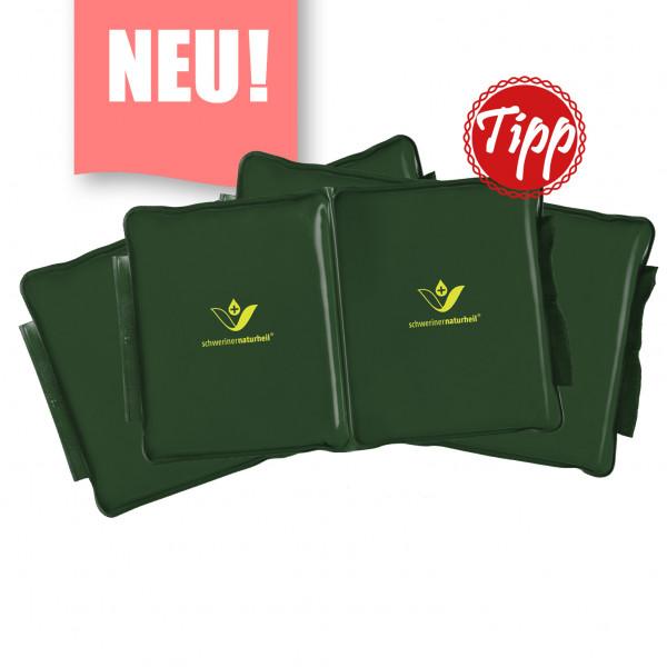Premium Super Deluxe Wärmespeicher mit Naturmoorfüllung Gr.2 - 3 Stück