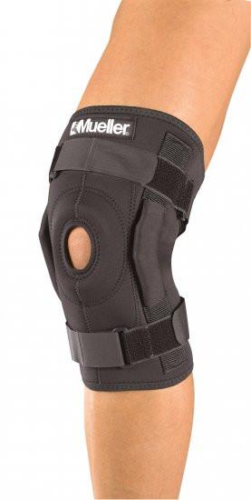 Knie-Wickelbandage mit Gelenk (CE)