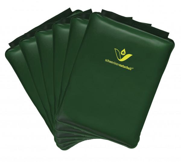 Premium Super Deluxe Wärmeträger mit Naturmoorfüllung Gr.1 - 6 Stück