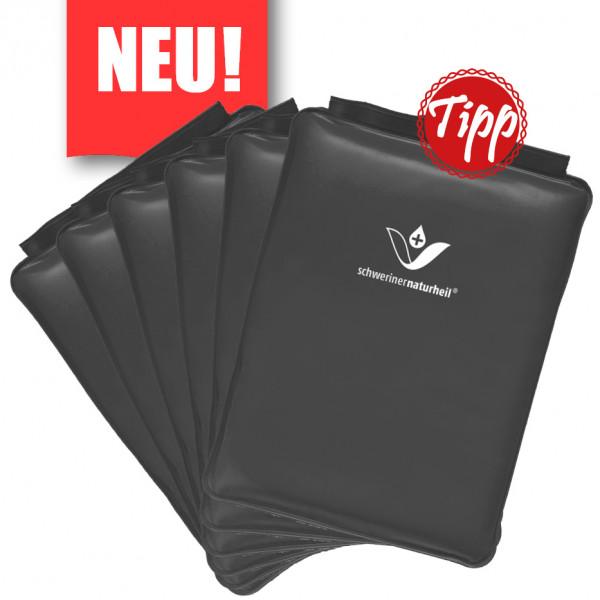 Extra Deluxe Wärmeträger mit Naturmoorfüllung Gr.1 - 6 Stück