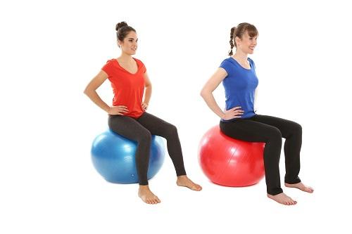 Ball-Sitz