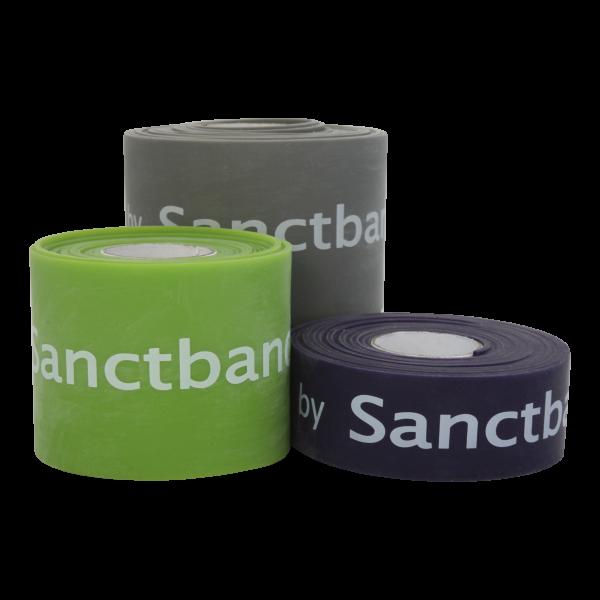 Flossband by Sanctband, 7,5cm (extra breit), Länge 206cm, erhältlich in zwei verschiedenen Stärken