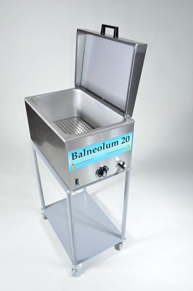 Untergestell für Wasserbad Modell 20 Balneolum