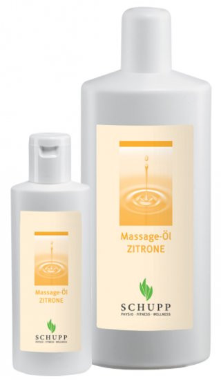 Massage-Öl ZITRONE