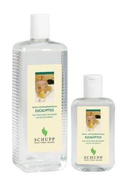 Sauna- und Dampfbad-Essenz EUCALYPTUS