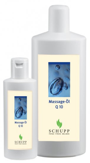 Massage-Öl Q10