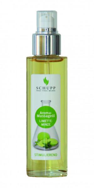Aroma-Massageöl LIMETTE-MINZE