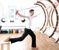 Therabogen Sport-Physio Eiche