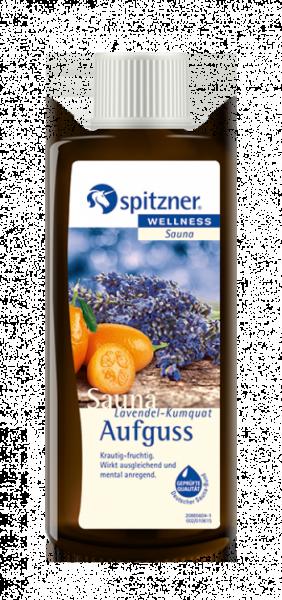 Saunaaufguss Lavendel-Kumquat