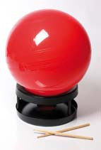 Dynamic Drums Ball, Ballschale und Sticks