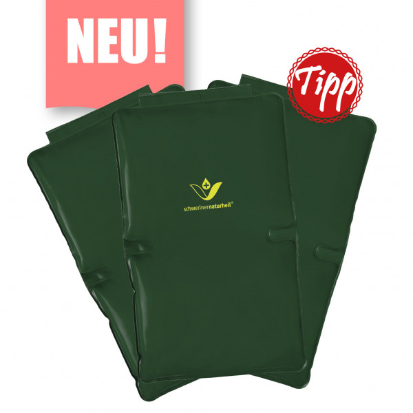 Premium Super Deluxe Wärmeträger mit Naturmoorfüllung Gr.3 - 3 Stück