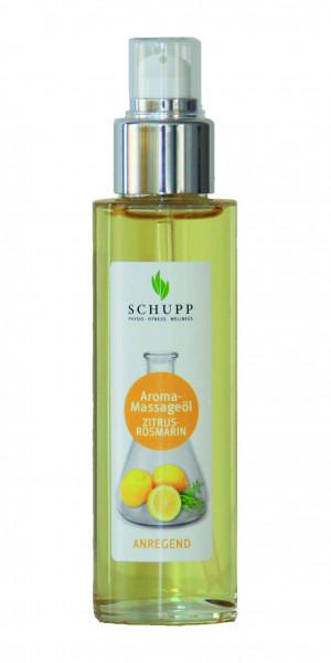 Aroma-Massageöl ZITRUS-ROSMARIN