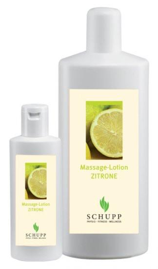Massage-Lotion ZITRONE