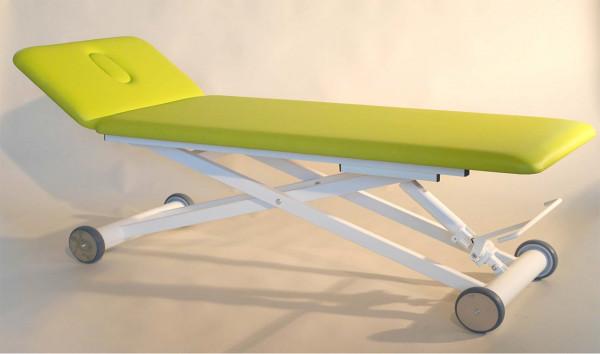Therapieliege Modell X Innovato Hydraulik