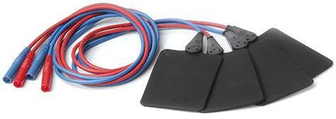 Plattenelektroden EF 50 / 8,5 x 6 cm